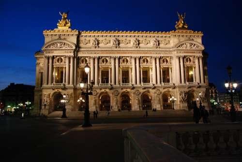 Opera Paris Theatre