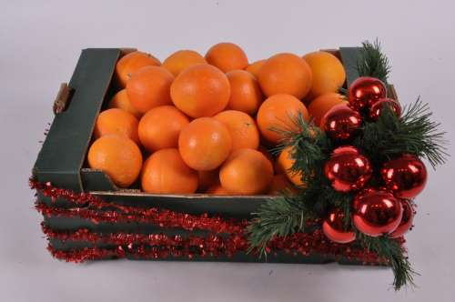 Oranges Christmas Fruit Christmas
