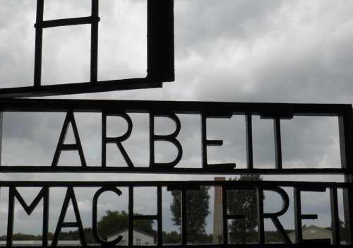 Oranienburg Sachsenhausen Concentration Camp