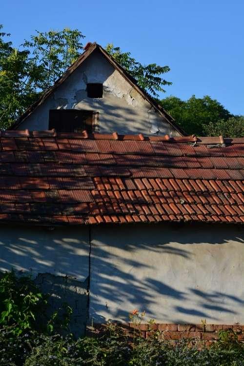 Öregház Tanya Building Structure Texture Rustic
