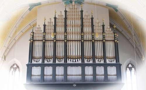 Organ Whistle Music Church Organ Pipe