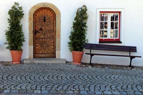 Ornament House Design House Entrance Entrance Door