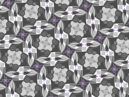 Ornament Pattern Background Wallpaper
