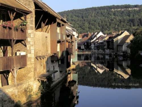 Ornans France Jura