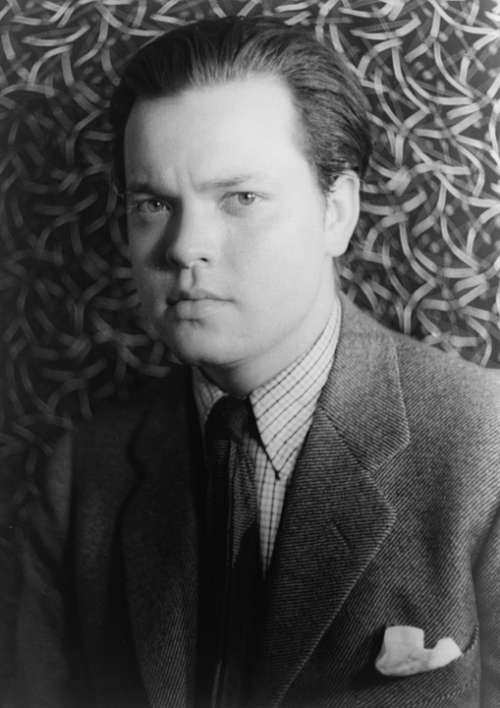 Orson Welles Actor Man Person Citizen Kane