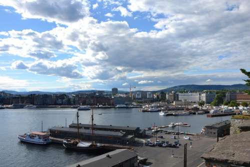 Oslo Norway Port