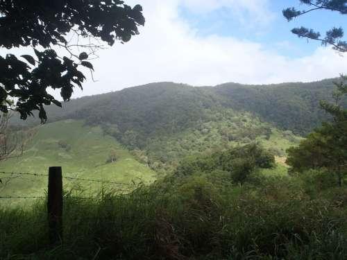Outlook Hill Nature Landscape