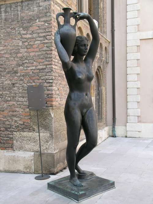 Padova Statue Sculpture Italy Veneto Art