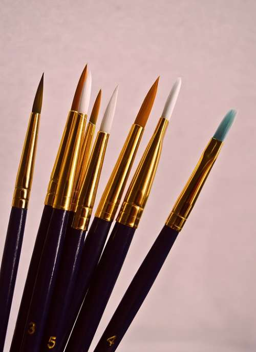 Paint Brush Tool Background Painter Art Tools