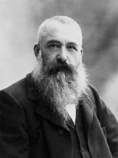 Painter Artists Claude Monet Impressionist 1899