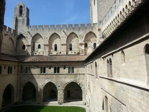 Palace Pope France City
