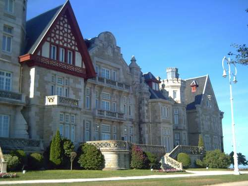 Palace Magdalena Santander