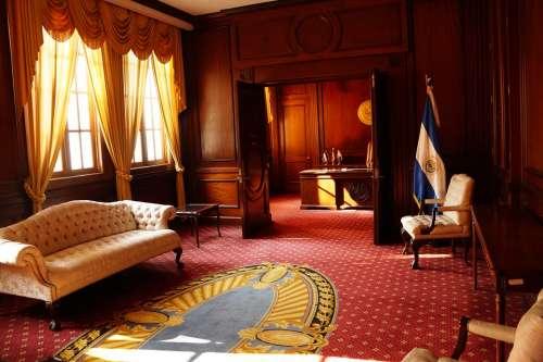 Palacio Nacional El Salvador Room Furniture Carpets