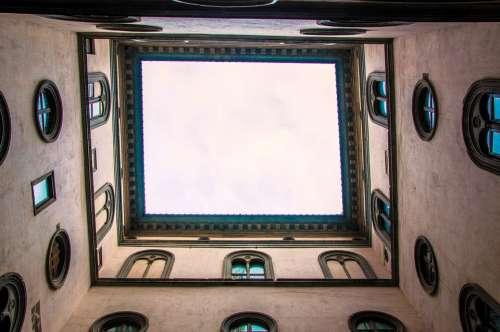 Palazzo Della Signoria Florence Italy Works Art
