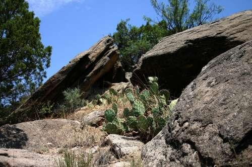 Palo Duro Canyon Texas Amarillo Nature Park