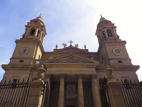 Pamplona Cathedral Neo Classical
