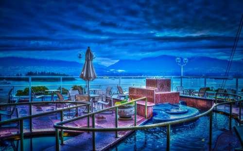 Pan Pacific Hotel Vancouver Canada Ocean