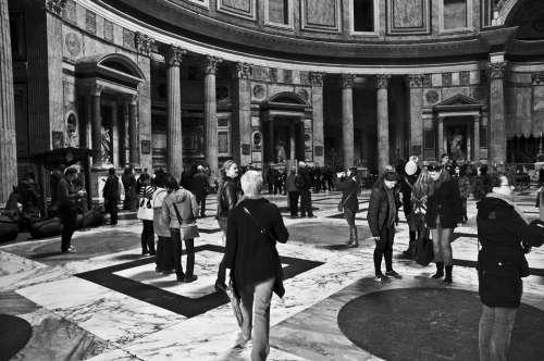 Pantheon Rome Italy Vatican