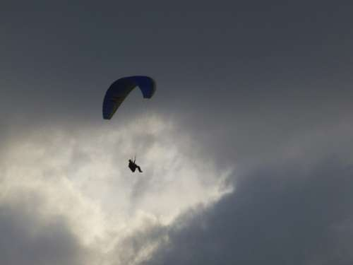 Paragliding Paraglider Flying