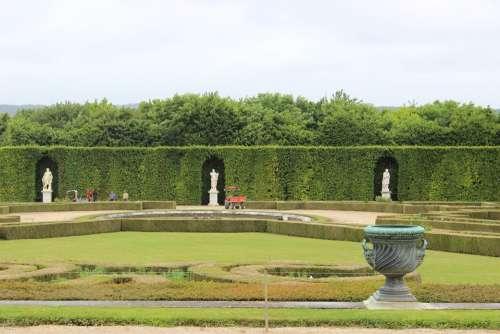 Paris France Versailles Historical Landmark