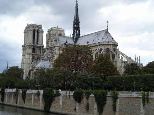Paris Notre Dame City