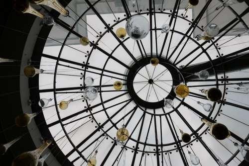 Paris Gallery Architecture France Art Cupola