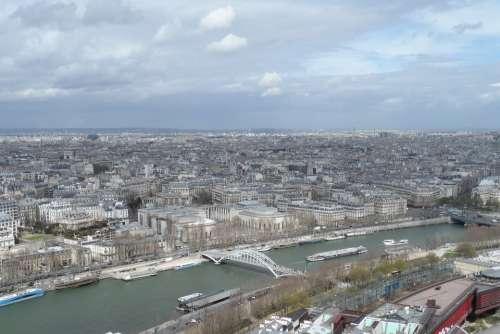 Paris France City Metropole
