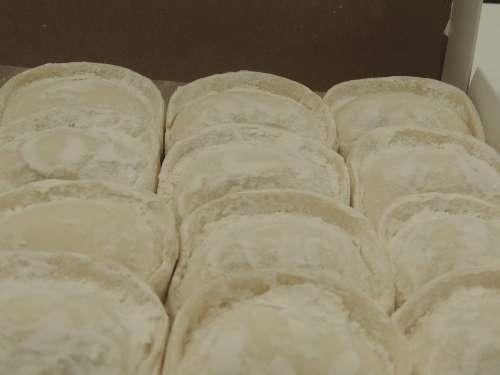 Pasta Food Sorrentinos Homemade Mass Flour