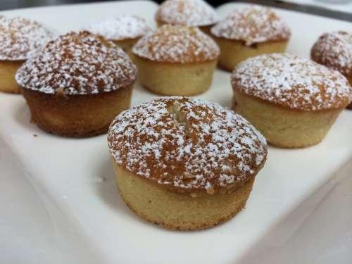 Pastry Desserts Sugar