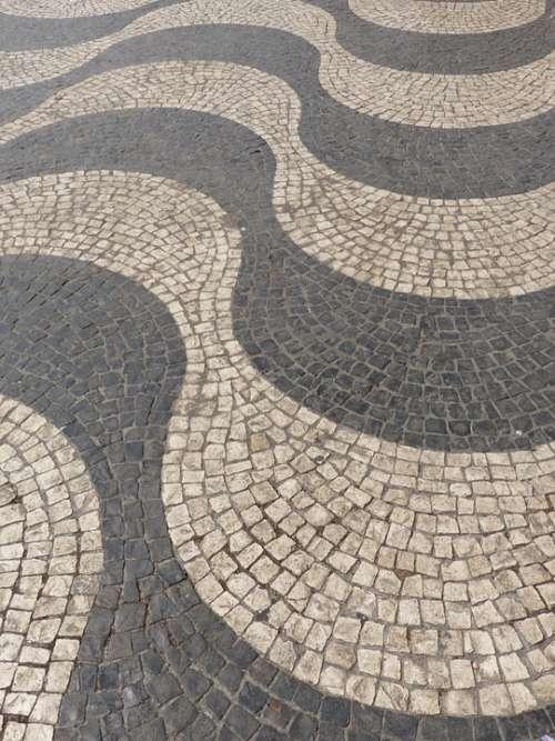 Patch Pfalstersteine Road Lisabon Wave