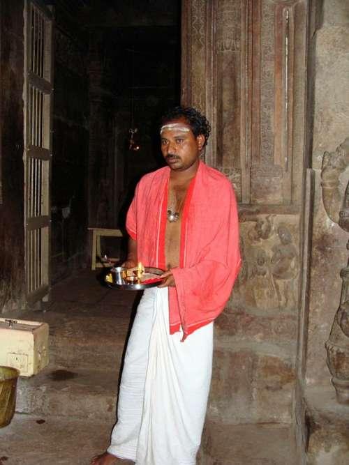 Pattadakal Unesco Priest Pattadakal Monuments