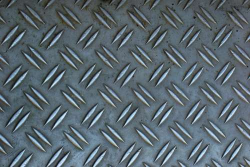 Pattern Close Up Structure Metal Iron Steel