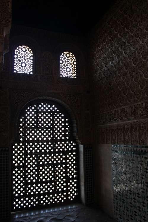 Patterns Window Shadows