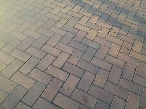 Paving Stones Texture Soil