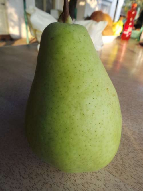 Pear Fruit Fresh Delicious Food Vegetarian Juicy