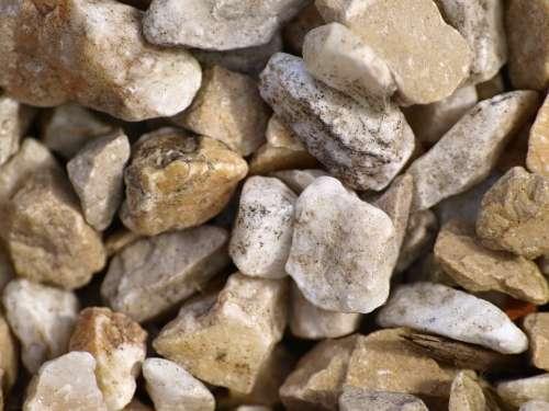 Pebbles Stones Steinig