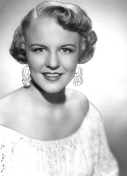 Peggy Lee Singer Songwriter Composer Actress