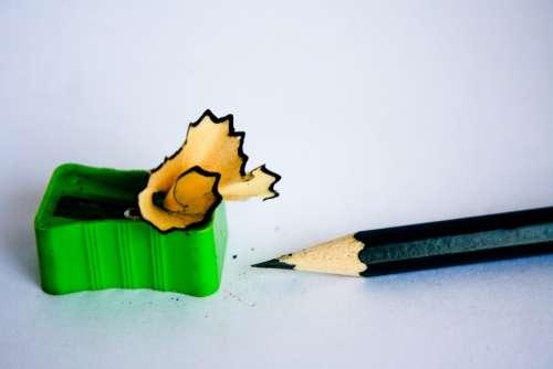 Pencil-Sharpener Pencil Sharpener Office Education
