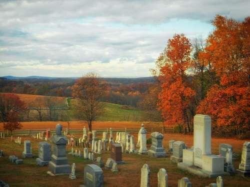 Pennsylvania Seasons Fall Autumn Mills