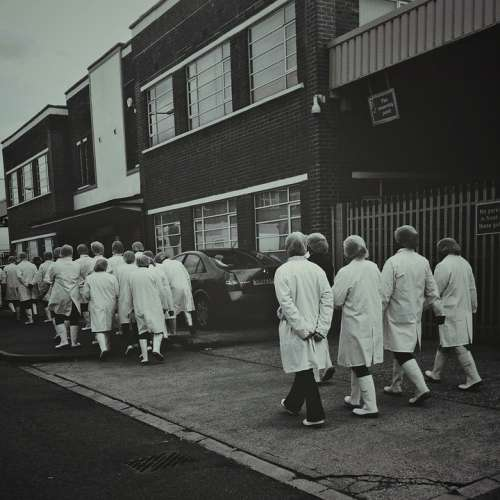 People Doctors Medic Scientist Nuclear Medicine