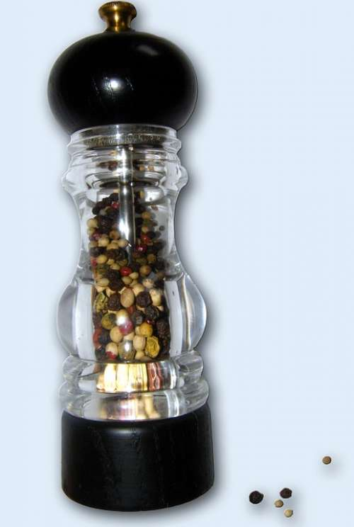 Pepper Mill Pepper Spice Sharp Spices