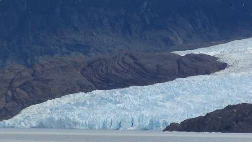 Perito Moreno Glacier Patagonia Mountains Snow