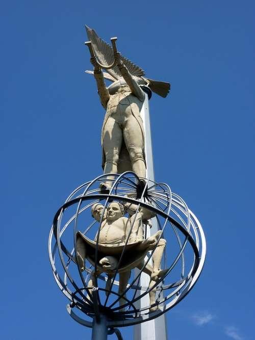 Peter Lenk Sculpture Friedrichshafen