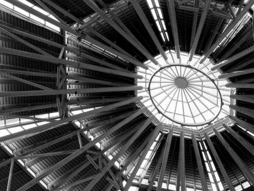 Petronas Twin Towers Dome Cupola Kuala Lumpur