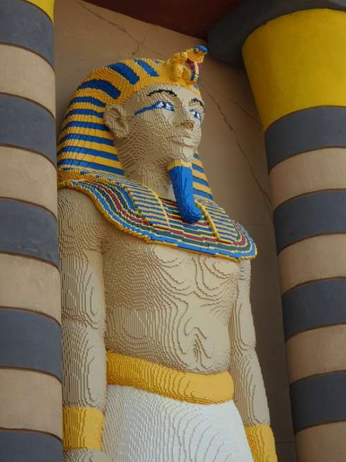Pharaonic Egypt Ruler Lego Lego Blocks