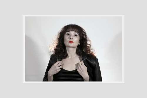 Photo Image Women Lady Portrait Face Female