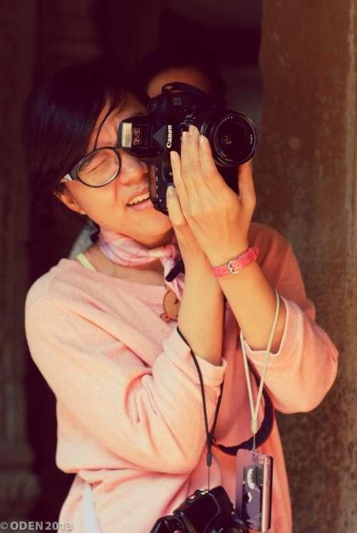 Photographer Camera Professional Photographer
