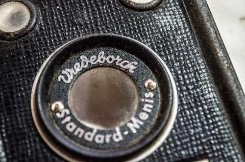 Photography Old Lens Metal Camera Reflex Vintage