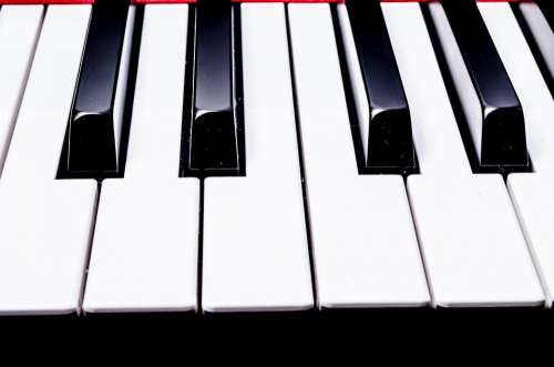 Piano Music Musical Classical Classic Retro Jazz