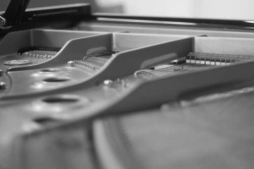 Piano Musical Instrument Acoustic Classic
